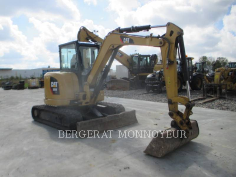 CATERPILLAR KETTEN-HYDRAULIKBAGGER 305ECR equipment  photo 3