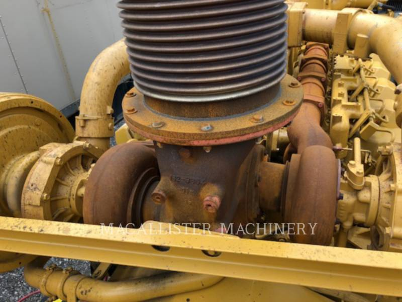 CATERPILLAR STATIONARY GENERATOR SETS 3512B equipment  photo 15