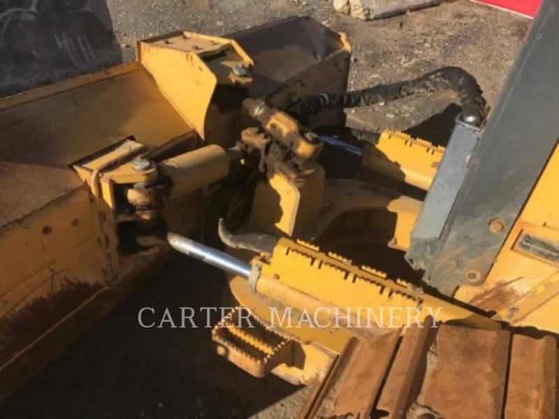 DEERE & CO. STABILISIERER/RECYCLER DER 650J equipment  photo 5