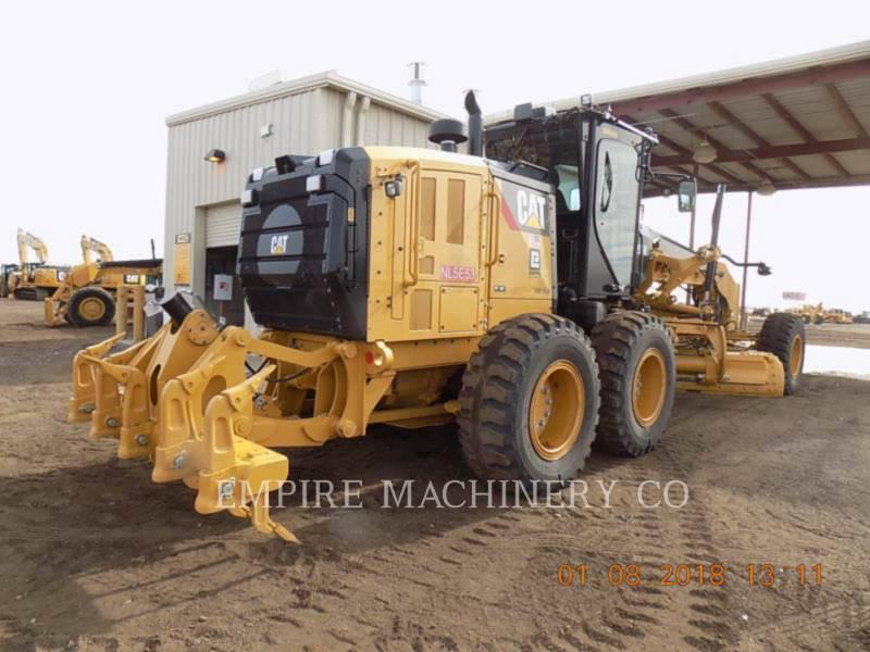 CATERPILLAR NIVELEUSES 120M2 equipment  photo 2