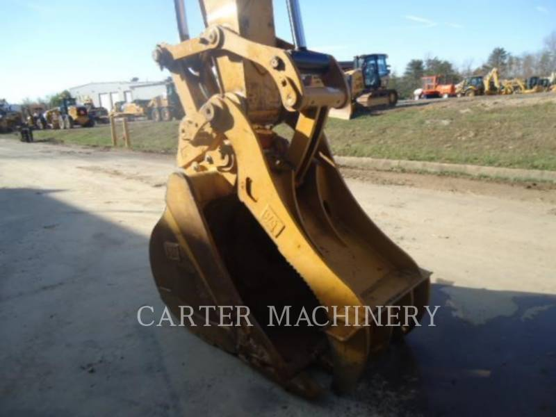 CATERPILLAR KETTEN-HYDRAULIKBAGGER 329F CF equipment  photo 5