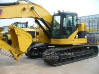 Equipment photo CATERPILLAR 321DLCR TRACK EXCAVATORS 1