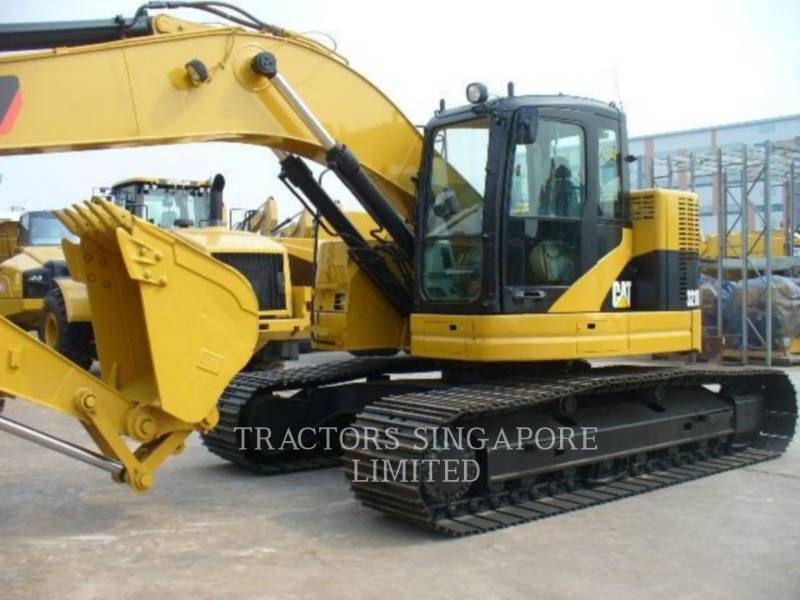 Caterpillar EXCAVATOARE PE ŞENILE 321DLCR equipment  photo 1