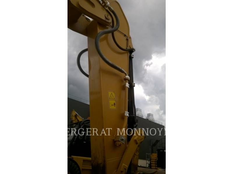 CATERPILLAR TRACK EXCAVATORS 349E equipment  photo 5