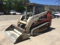 Equipment photo TAKEUCHI MFG. CO. LTD. TL140 SKID STEER LOADERS 1