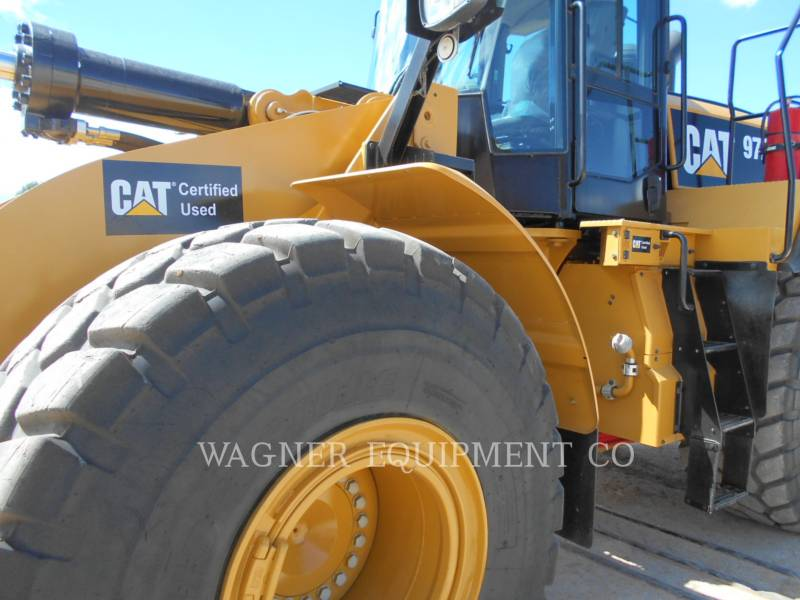 CATERPILLAR WHEEL LOADERS/INTEGRATED TOOLCARRIERS 972M equipment  photo 8