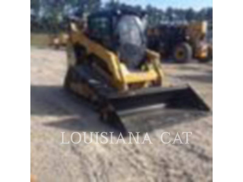 Caterpillar MINIÎNCĂRCĂTOARE RIGIDE MULTIFUNCŢIONALE 259D equipment  photo 1