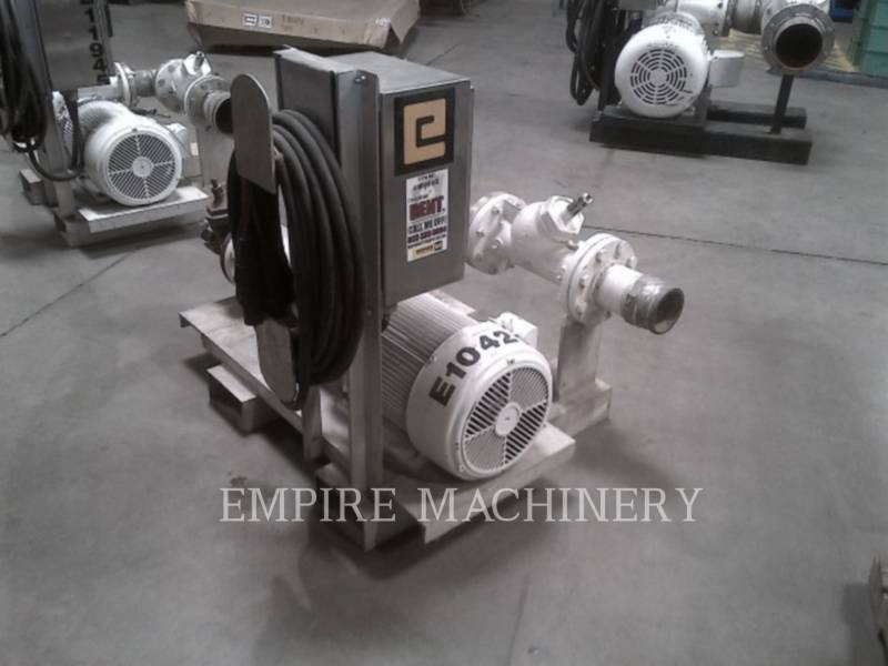 MISC - ENG DIVISION HVAC: HEATING, VENTILATION, AND AIR CONDITIONING (OBS) PUMP 25HP equipment  photo 4