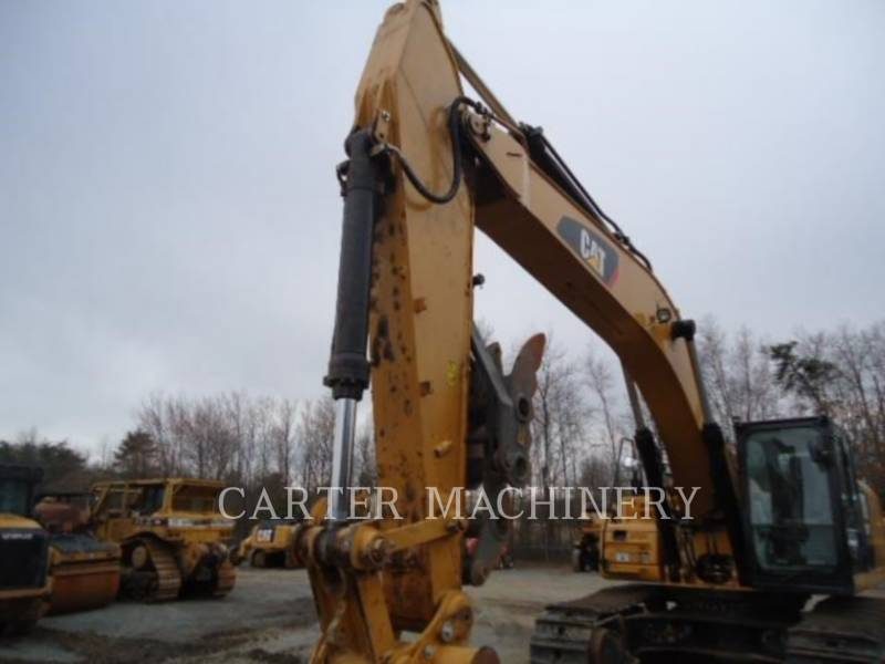 CATERPILLAR WHEEL LOADERS/INTEGRATED TOOLCARRIERS 336F 10 equipment  photo 8