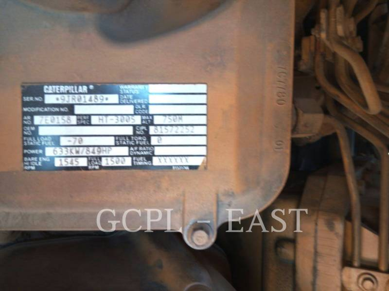 CATERPILLAR STATIONARY - DIESEL (OBS) 725 KVA equipment  photo 12