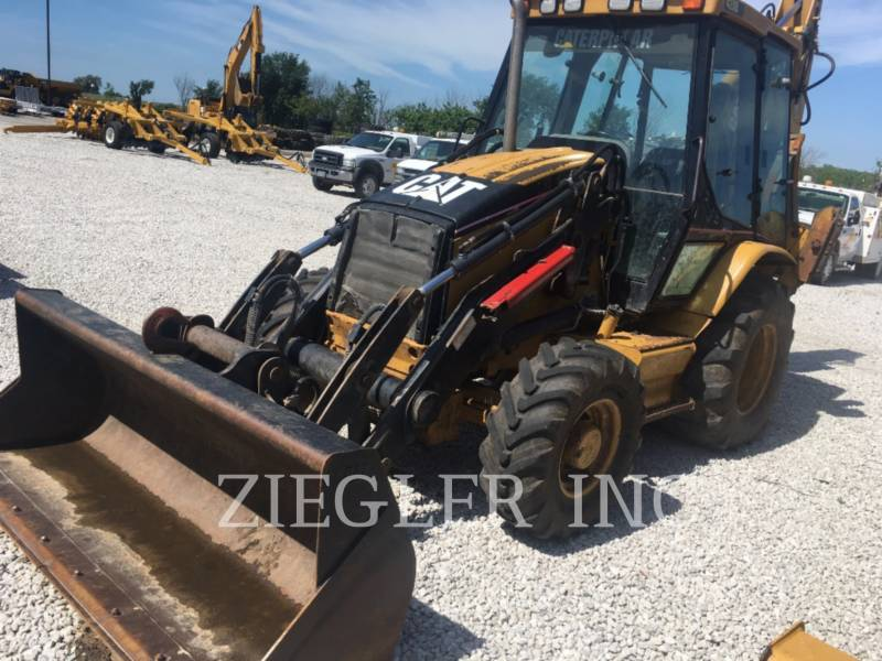 CATERPILLAR BACKHOE LOADERS 420DIT equipment  photo 3