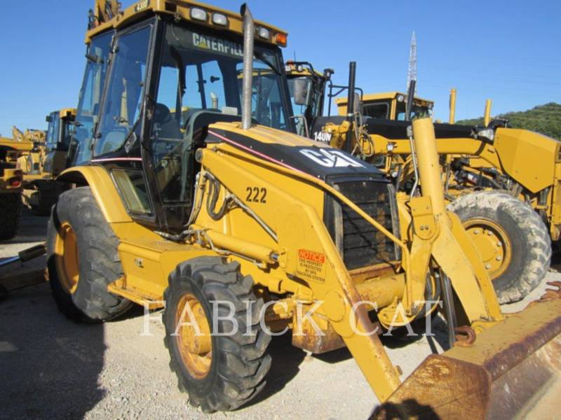 CATERPILLAR CHARGEUSES-PELLETEUSES 430D H equipment  photo 1