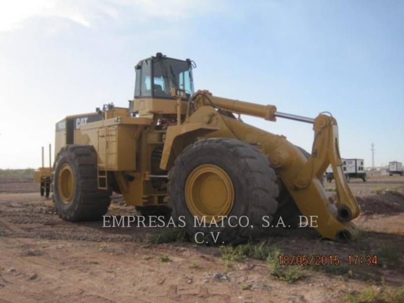 CATERPILLAR CARGADORES DE RUEDAS PARA MINERÍA 992G equipment  photo 1