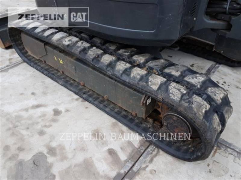 BOBCAT トラック油圧ショベル E50 equipment  photo 7