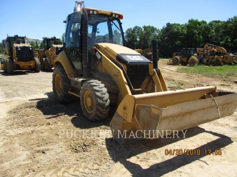 CATERPILLAR BACKHOE LOADERS 430FST equipment  photo 2