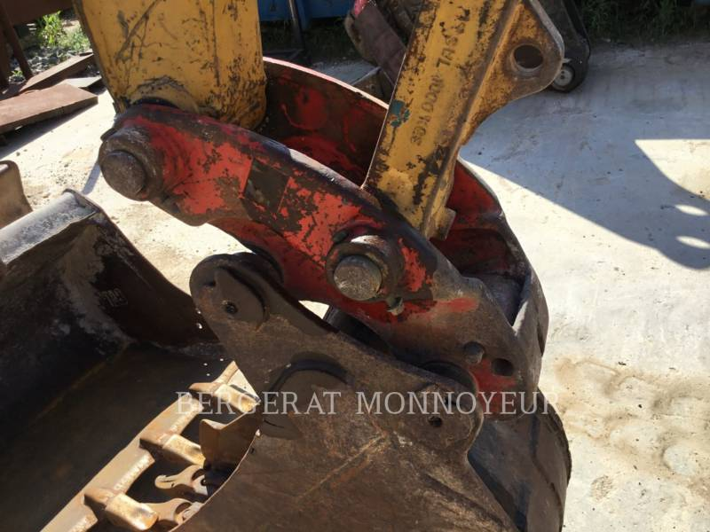 CATERPILLAR PELLES SUR CHAINES 305.5D CR equipment  photo 12