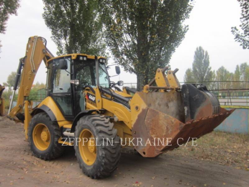 CATERPILLAR TERNE 444F equipment  photo 2