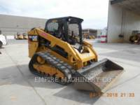 Equipment photo CATERPILLAR 279D CHARGEURS COMPACTS RIGIDES 1