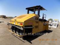 CATERPILLAR GUMMIRADWALZEN CW34 equipment  photo 2