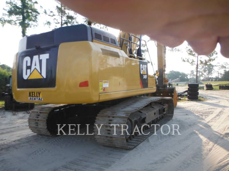 CATERPILLAR ESCAVADEIRAS 349FL equipment  photo 6
