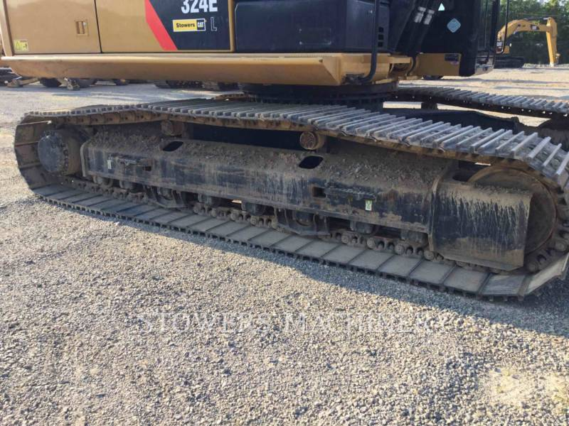 CATERPILLAR ESCAVADEIRAS 324EL LR equipment  photo 12