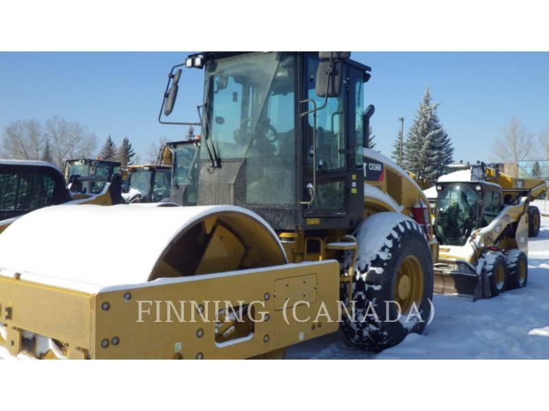 CATERPILLAR COMPACTORS CS56B equipment  photo 1
