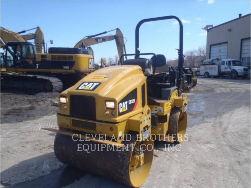 CATERPILLAR TRACK EXCAVATORS 336EL equipment  photo 3
