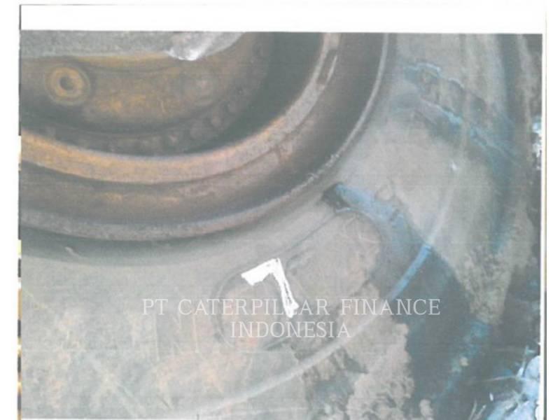 CATERPILLAR ARTICULATED TRUCKS 740 equipment  photo 9