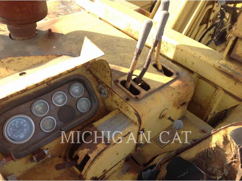 CATERPILLAR WHEEL TRACTOR SCRAPERS 613 equipment  photo 8