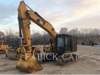 CATERPILLAR KETTEN-HYDRAULIKBAGGER 323FL equipment  photo 1