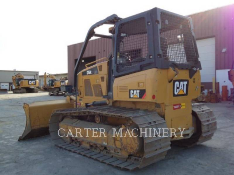 CATERPILLAR KETTENDOZER D 5 K 2 LGP equipment  photo 3