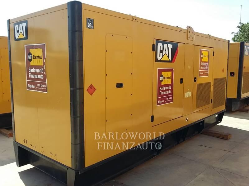 CATERPILLAR STROMERZEUGER C15 PGAI equipment  photo 2