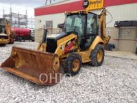 CATERPILLAR BAGGERLADER 420E ST equipment  photo 2
