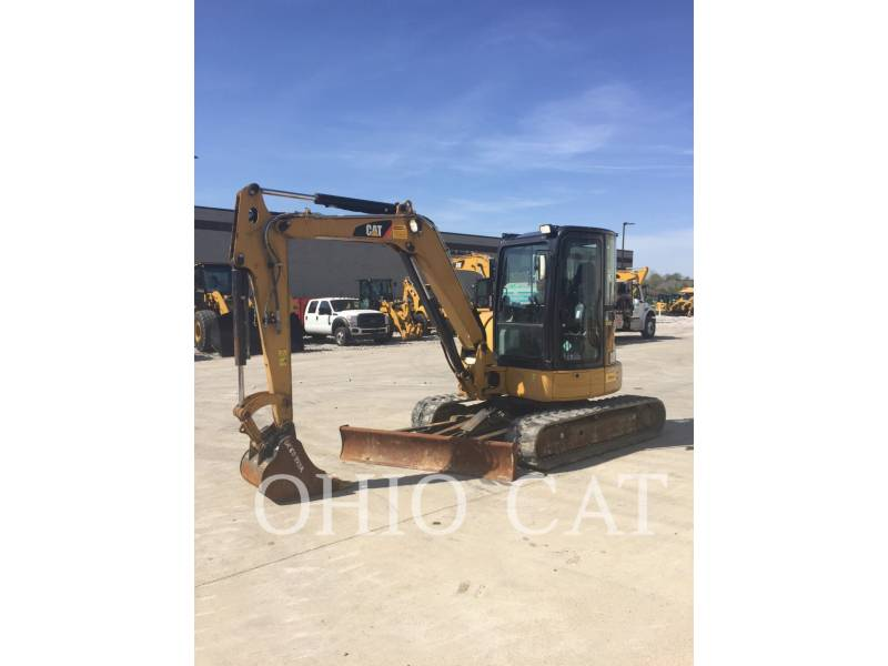 CATERPILLAR KETTEN-HYDRAULIKBAGGER 305E CR equipment  photo 1