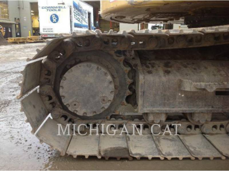 CATERPILLAR TRACK EXCAVATORS 314DLCR PQ equipment  photo 7
