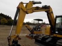 CATERPILLAR KETTEN-HYDRAULIKBAGGER 308E equipment  photo 4