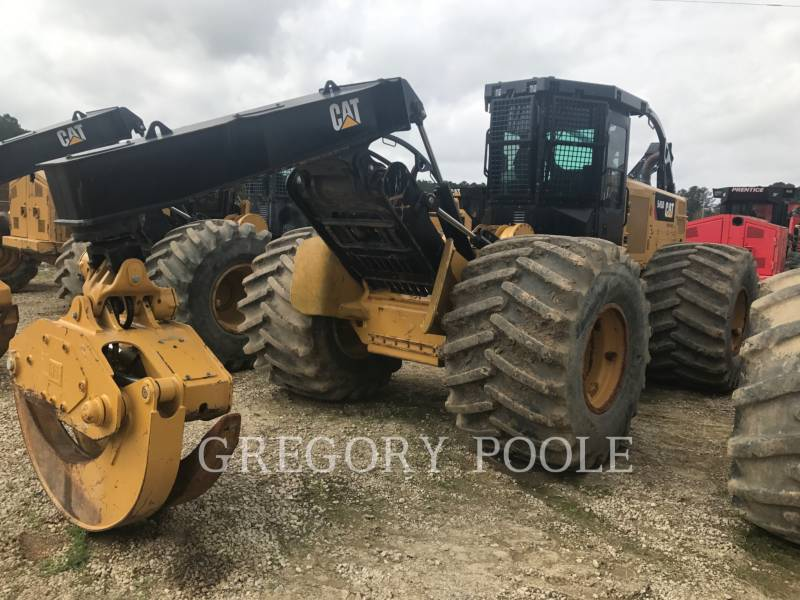 CATERPILLAR FORESTRY - SKIDDER 545D equipment  photo 5