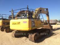 KOMATSU SHOVEL / GRAAFMACHINE MIJNBOUW PC220 equipment  photo 7