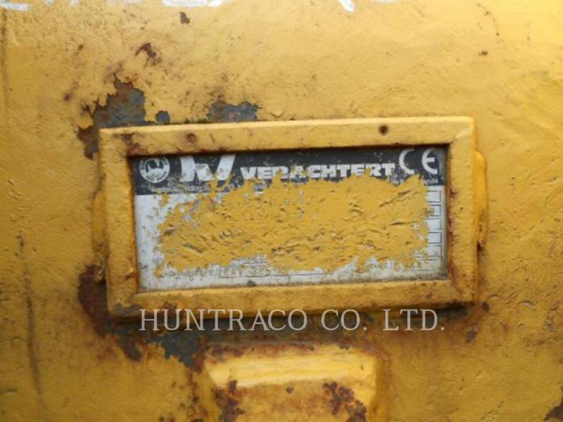 VERACHTERT WT - QUICK COUPLER CW45S equipment  photo 2