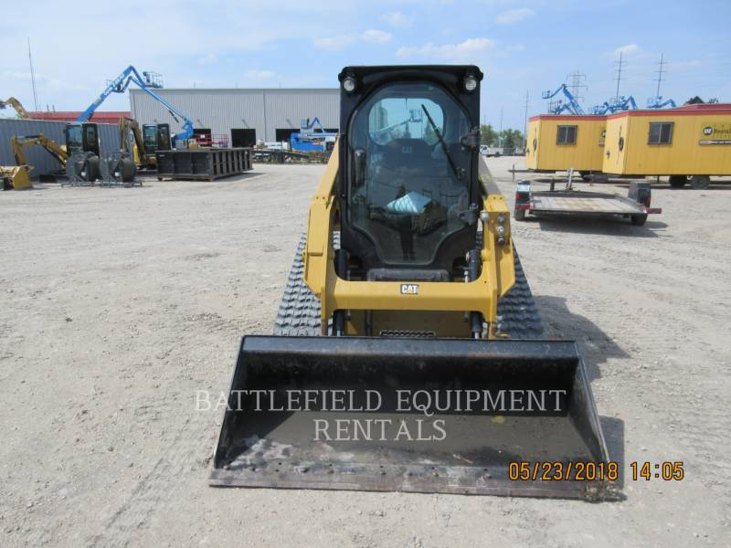 CATERPILLAR MULTI TERRAIN LOADERS 239D equipment  photo 6