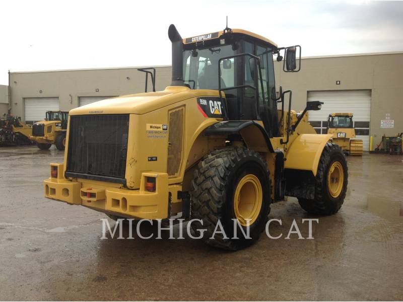 CATERPILLAR CARGADORES DE RUEDAS 950H RQ equipment  photo 3