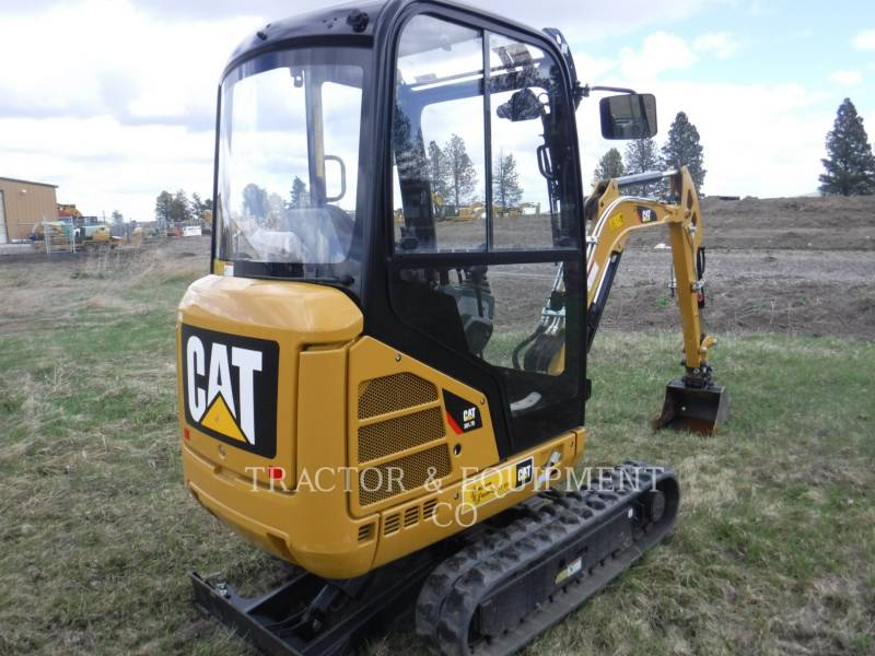 CATERPILLAR EXCAVADORAS DE CADENAS 301.7D equipment  photo 6
