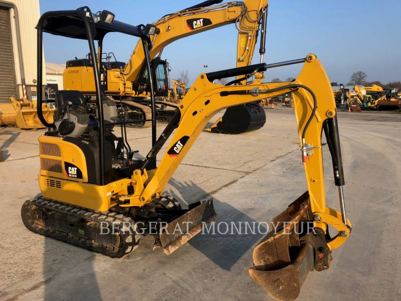 CATERPILLAR KOPARKI GĄSIENICOWE 301.7D CR equipment  photo 1