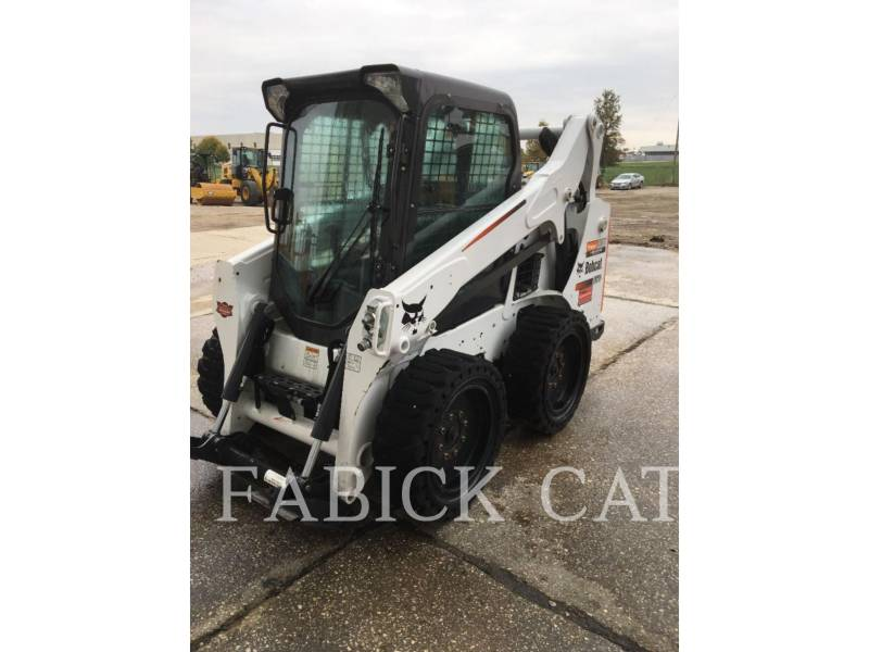 BOBCAT SKID STEER LOADERS S570 equipment  photo 2