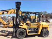 Equipment photo CATERPILLAR DP70D FORKLIFTS 1