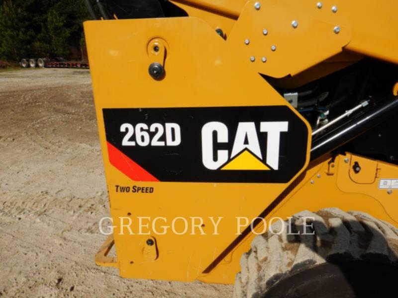 CATERPILLAR KOMPAKTLADER 262D equipment  photo 19