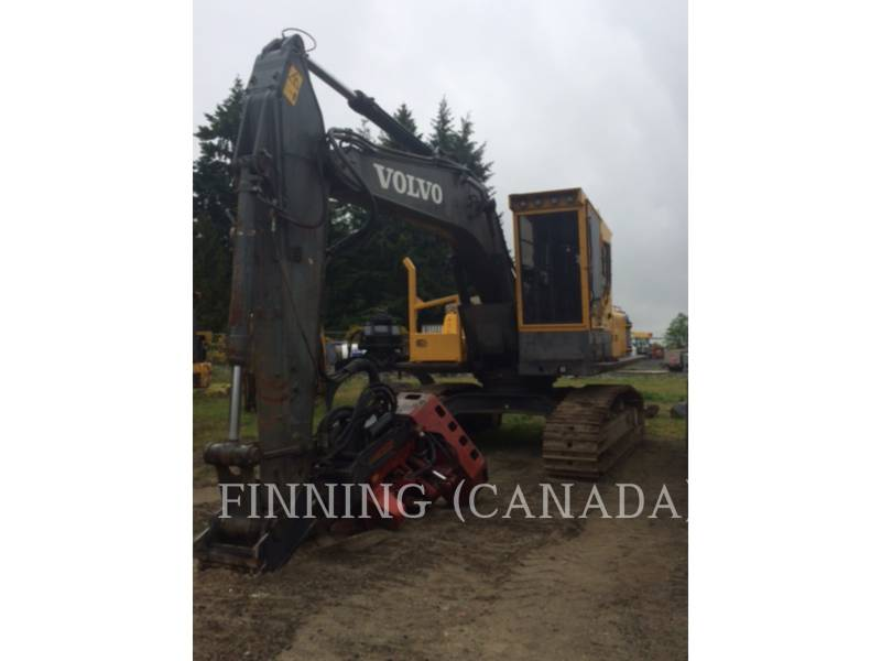 VOLVO FORESTRY - PROCESSOR 240B equipment  photo 2