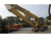 KOMATSU LTD. KOPARKI GĄSIENICOWE PC240NLC-1 equipment  photo 2
