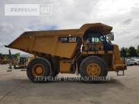 CATERPILLAR CAMIONES RÍGIDOS 772G equipment  photo 6