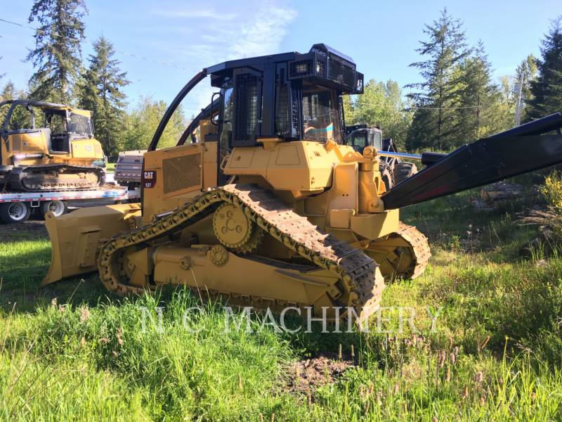CATERPILLAR FOREST MACHINE 527 GR equipment  photo 3